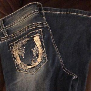 Girls Grace Jeans Size 12